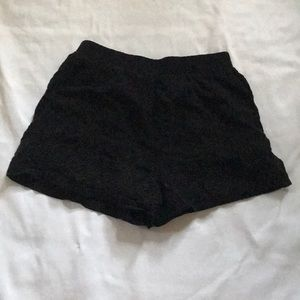 Abercrombie & Fitch Shorts - Black Abercrombie and Fitch shorts